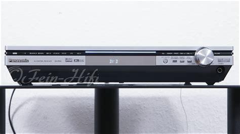 V Audio Surround Panasonic by Panasonic Sa Xr45 Slimline Digital Heimkino Av Receiver