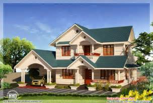 home design app roof 4 bhk sloping roof home design 2210 sq ft kerala home