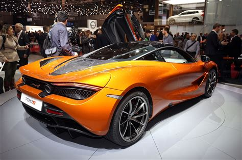 mclaren 720s 2018 mclaren 720s look recalibrating the supercar