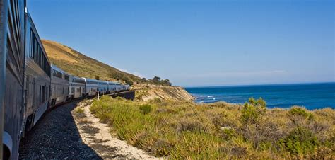 Amtrak Coast Starlight Offers Stunning Views Of The
