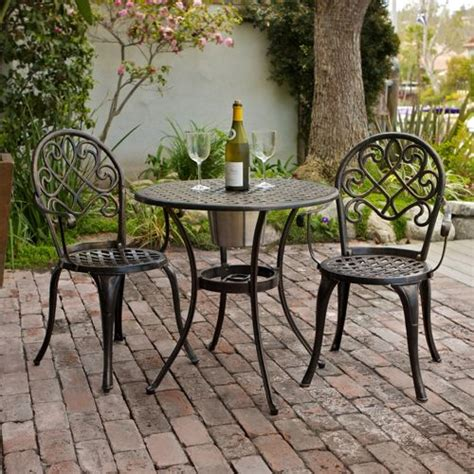 camden 3 piece patio bistro set 187 welcome to costco