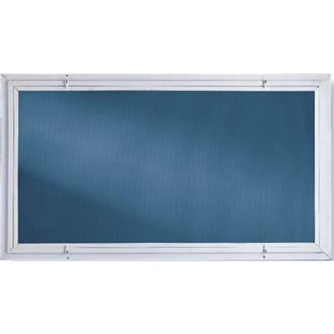 weatherstar 32 in x 14 in basement storm window c4031