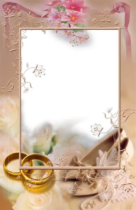 imagenes en png para bodas marcos tarjeta matrimonio imagui