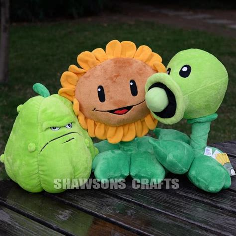 Boneka Pvz Plants Vs Zombies Squash pvz plants vs zombies plush stuffed toys 10 quot squash soft