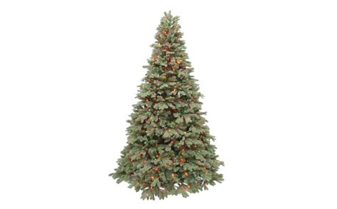 pre lit tree colored lights multi colored lights tree 28 images general foam 9 ft
