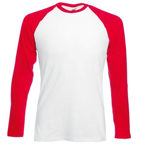 Baseball Sleeve Shirt and white sleeved baseball t shirt with