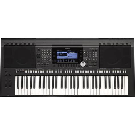 Keyboard Yamaha Psr S 650700710750770900910950970 Yamaha Psr S970 Arranger Workstation Psrs970 B H Photo