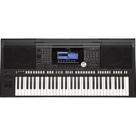 Keyboard Yamaha Psr S970 Yamaha Psr S970 Arranger Workstation Psrs970 B H Photo