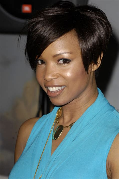 short bonding hair style short length hairstyles for black women trend hairstyle