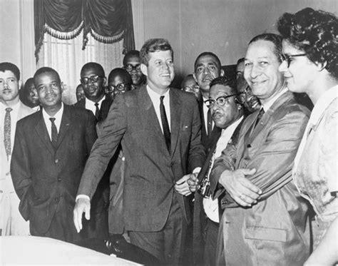 john f kennedy civil rights activist u s jfk civil rights movement vintage noire pinterest