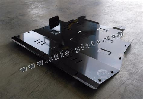 steel skid plate  ford focus