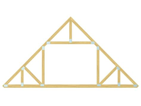 Image Gallery homemade roof trusses
