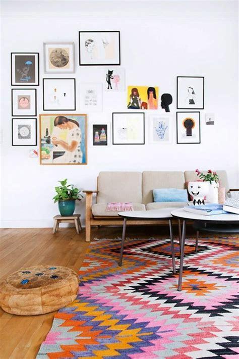 bilder an wand 120 wohnzimmer wandgestaltung ideen