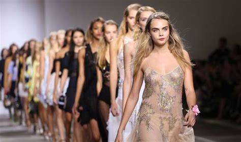 Fashion Week Officially Kicks With Topshop Unique by Cara Delevingne Opens Topshop Unique Catwalk At