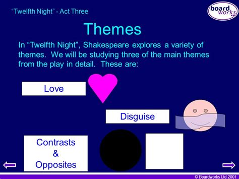 love themes in hamlet key stage 3 literature twelfth night ppt download