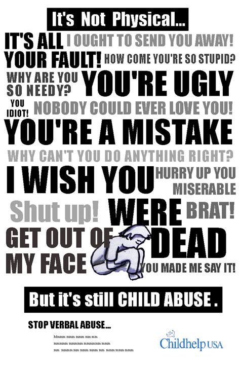 domestic violence to say emotional abuse is as bad insults every domestic abuse quotes and sayings quotesgram