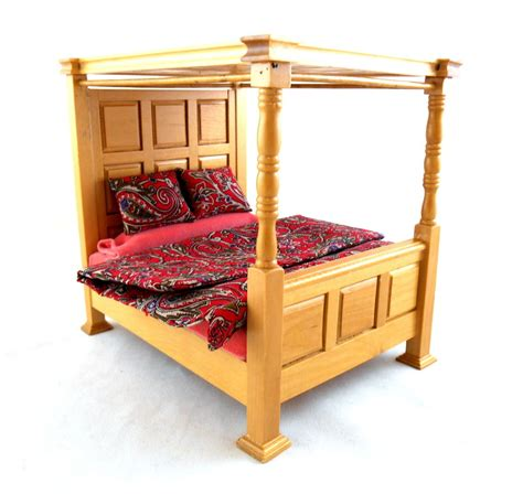 dolls house bedroom furniture dolls house miniature bedroom furniture tudor oak four
