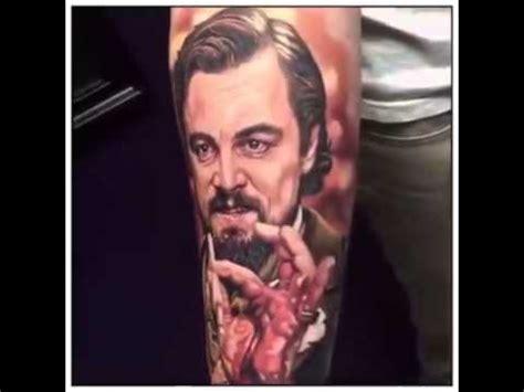 leonardo dicaprio tattoos leonardo dicaprio