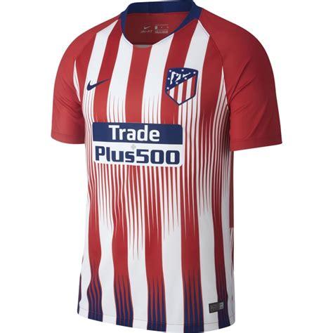 Raglan Atletico Madrid atletico madrid maglia home 2018 19 store ufficiale