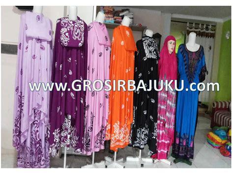 Pusat Grosir Mukena Murah Bali Dewasa Tosca mukena bali termurah 57rb baju3500