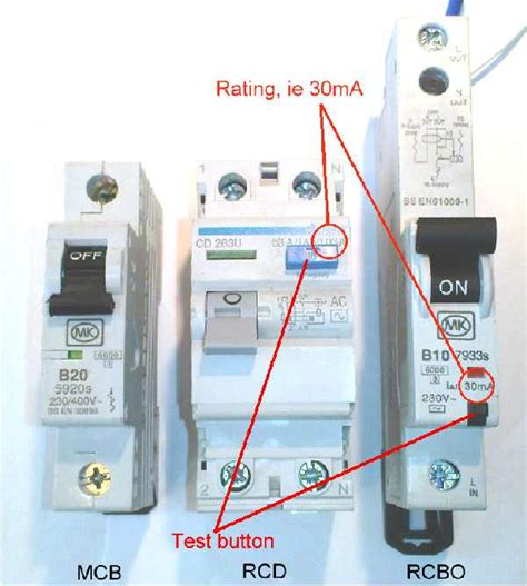 overloaded circuit trips rcd diynot forums