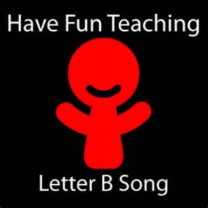 letter b song teaching