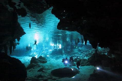 Largest Beach In The World mexico blue dream scuba diving vacations playa del