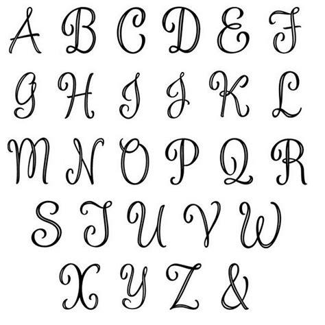 Small Silver 2 1 2 Inch Monogram Letter Cake Topper Picks Monogram Letters Template