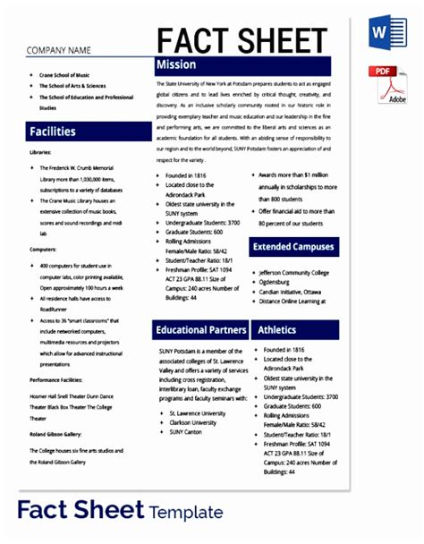 what is template 9 animal fact sheet template pttiy templatesz234