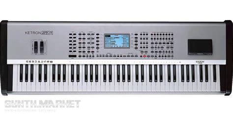 Keyboard Roland X7 ketron sd1 arranger arranger workstation
