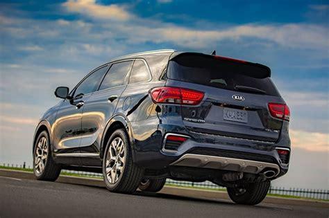 Kia Sorento Hybrid 2020 by 2020 Kia Sorento Specs Price Release Date Hybrid Best