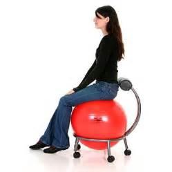 Best Exercise Ball Chair Fitness Ball Office Chair Neat Shtuff Neat Shtuff