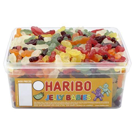 Tubs Haribo haribo mini jelly babies wholesale tub