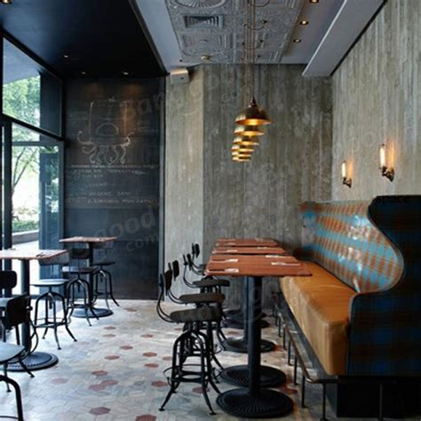 loft design e cafe vintage style retro rural edison loft industrial