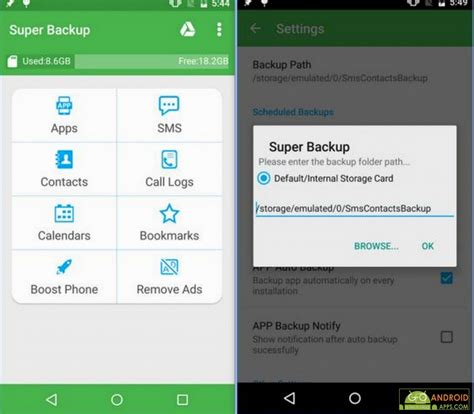 backup apps android 5 best contact backup apps for android appinformers