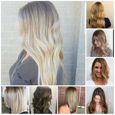 2018 hair trends top 10 soft roots hair color trends for 2018 best hair