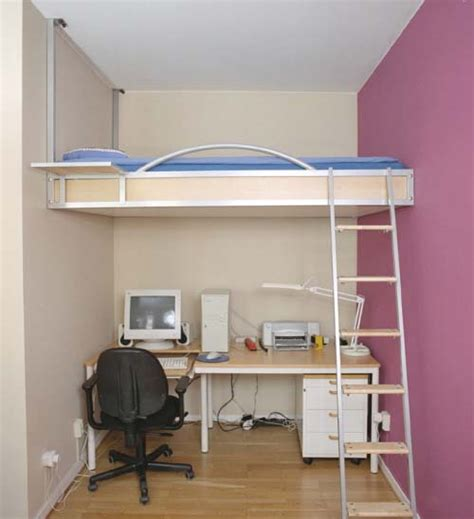 16 loft beds to make your small space feel bigger brit co loft beds for small apartment or flats from compact living
