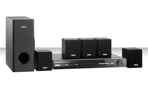 rca 5 speaker home theater system rtd3136 deal of the