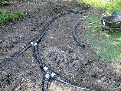 drainage solutions for backyards consider drainage what is going to happen when it rains