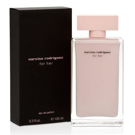 Homewarming Gift by Narciso Rodriguez For Her Eau De Parfum 100ml Peter S