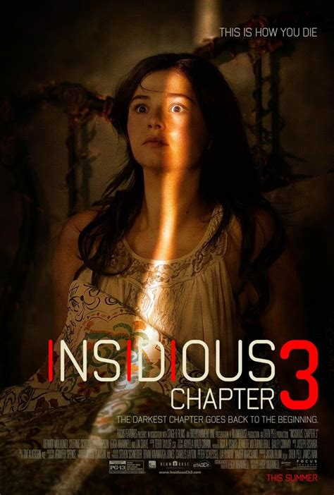 film horreur insidious 3 insidious chapter 3 dvd release date october 6 2015