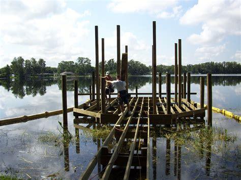 boathouse florida boathouse repair in orlando fl fender marine construction