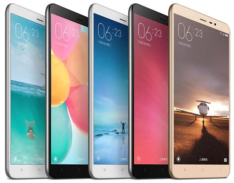 Xiaomi 3s 16gb By Kahfi Store xiaomi announces an upgraded variant of the redmi note 3