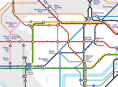 map of underground stations alternative maps ghost stations on the