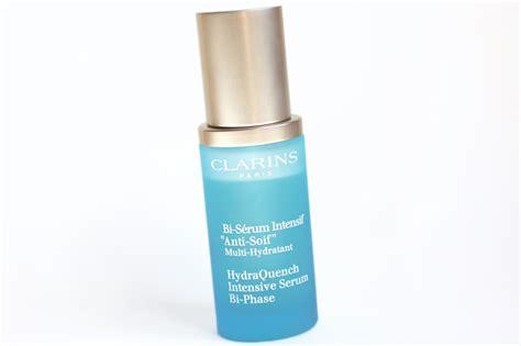 Serum Clarins thenotice clarins hydraquench intensive serum bi phase