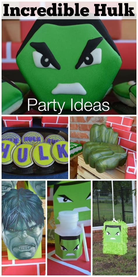 theme google hulk the 25 best ideas about incredible hulk party on