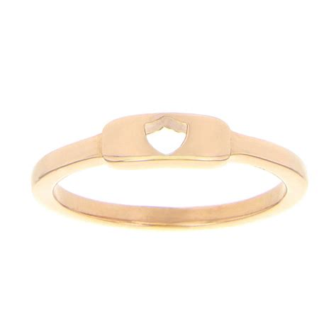 Cutout Ring shield cutout ring gold in ctr rings ldsbookstore