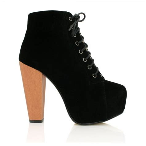 black suede style ankle boots buy black suede style