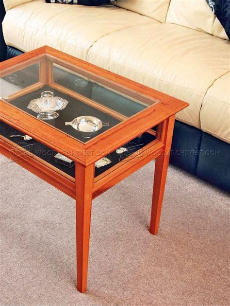 Display Coffee Table Plans Wooden Coffee Table Display Plans Woodworking Plans Display Coffee Table Woodworking Projects