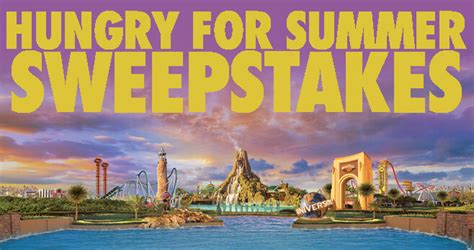 Universal Sweepstakes - universal kids hungry for summer sweepstakes 2018